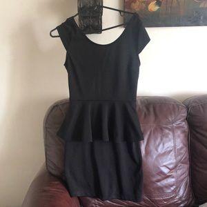 Forever 21 medium black dress